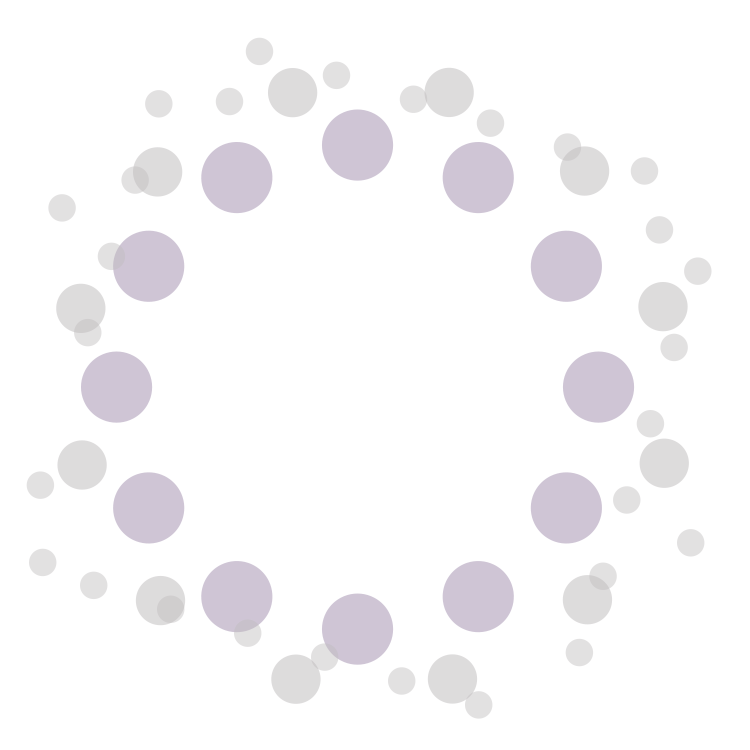 Vital Signs circles